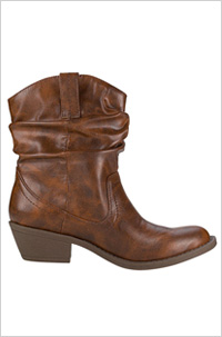 Trendy footwear can be affordable!