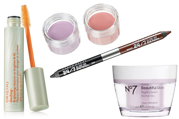 Fall beauty picks -- makeup and skin