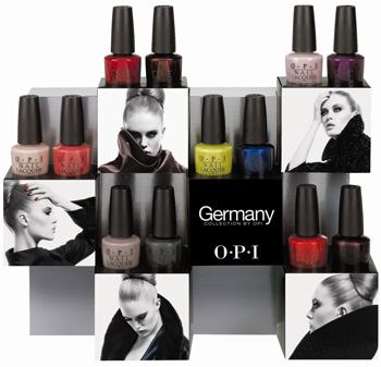 Fall beauty picks -- nail