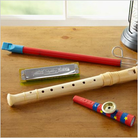 Musical Instruments ($6)