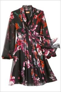 Our pick: Kirna Zabete for Target floral dress (Target, $34)