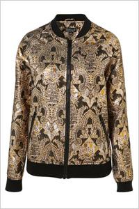 Indian bomber jacket (Topshop, $120)