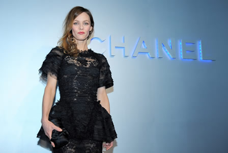 Vanessa Paradis french fashion icon
