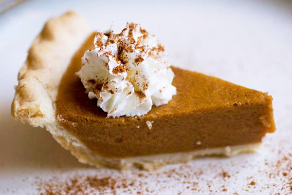 Easy vegan pumpkin pie recipe