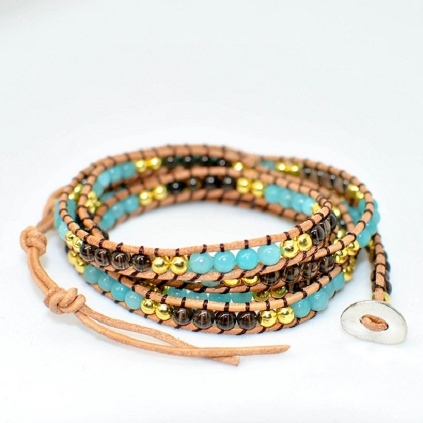 Winky Designs 5 Layer Wrap Bracelet