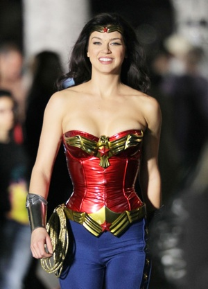 Wonder Woman - Adrianne Palicki