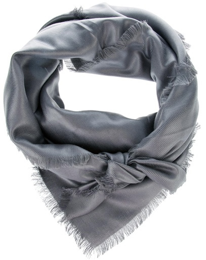 YSL scarf