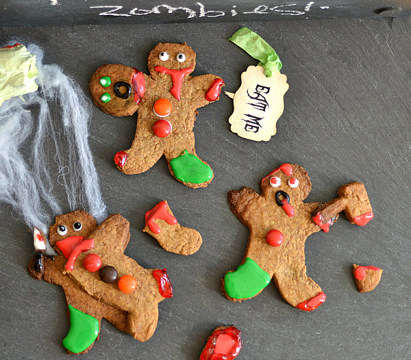 Warning: These aren't your normal gingerbread men