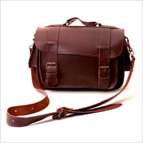 A sassy satchel