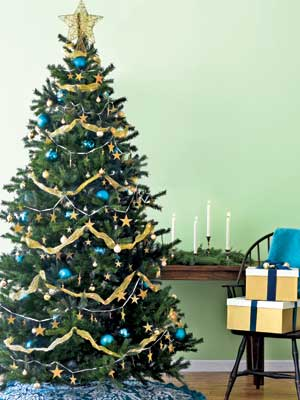 25 Ways To Decorate Your Christmas Tree Page 23