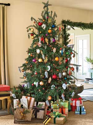 25 Ways To Decorate Your Christmas Tree Page 11