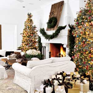25 Ways To Decorate Your Christmas Tree Page 25