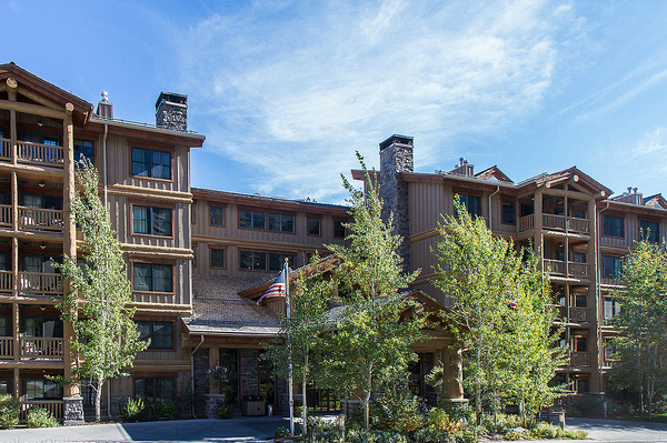Teton Lodge, Jackson Hole, Wyoming