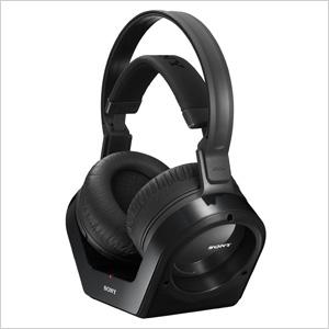 Sony Noise-Reducing Wireless TV Headphones