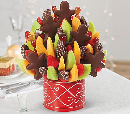 Merry Gingerbread Men Bouquet from Edible Arrangements