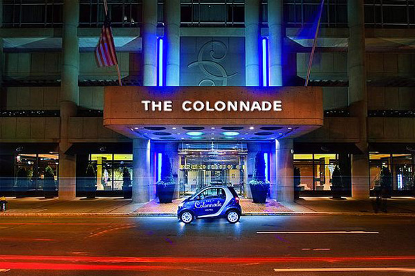 The Colonnade Hotel, Boston MA