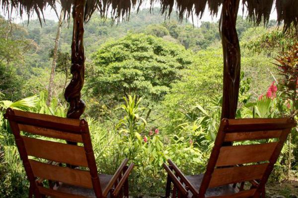 Eco-conscious lodging