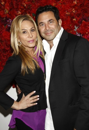 Adrienne Maloof divorce agreement