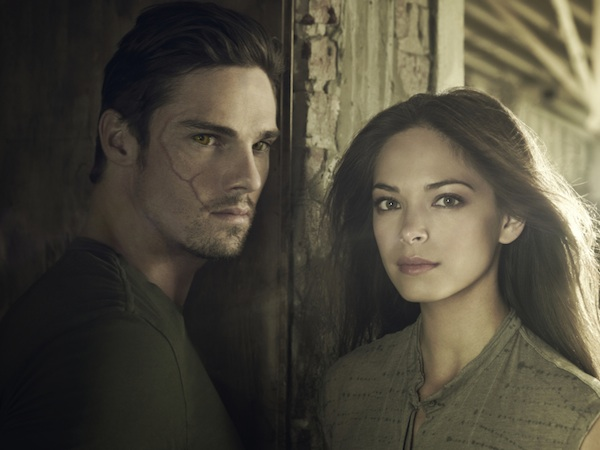 Beauty and the Beast stars Jay Ryan and Kristin Kreuk
