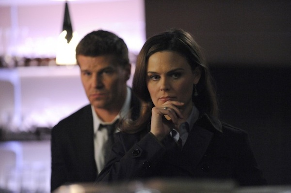 Bones and Booth are on the case