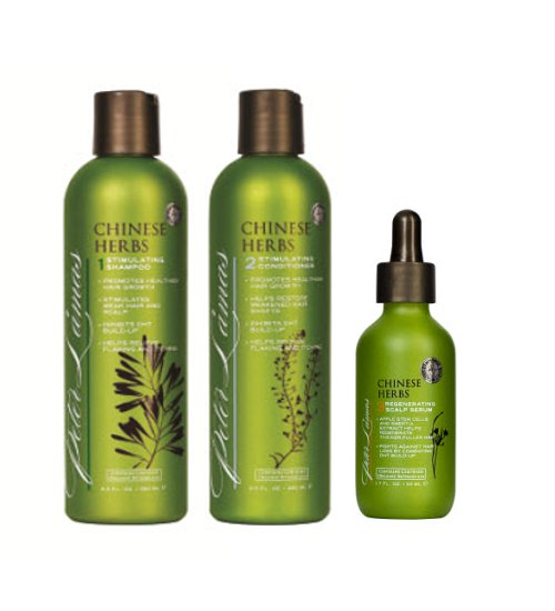 Chinese Herbs Hair Care
