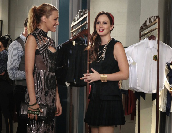 Serena and Blair friends, again?