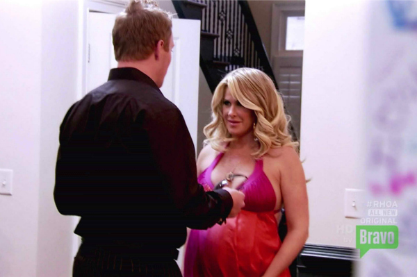 Kim Zolciak pm The Real Housewives of Atlanta