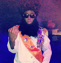 Sean Combs Halloween Costumes 2012