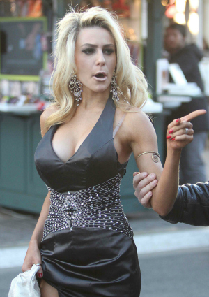 Courtney Stodden at The Grove in Hollywood