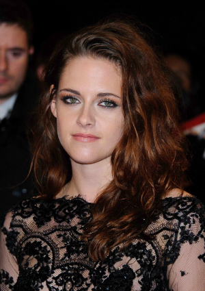 Kristen Stewart at London Premiere of Breaking Dawn Part 2