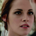 Kristen Stewart as Bella Swan in Breaking Dawn Wedding Scene
