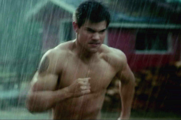 Taylor Lautner as Jacob Black in Twilight
