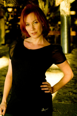 Liz & Dick actress Tanya Franks