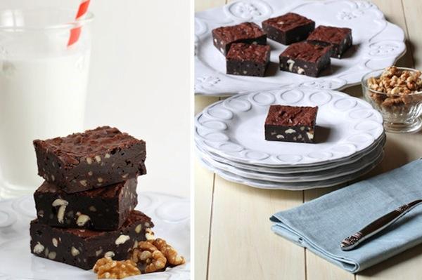 Rich chocolaty bites