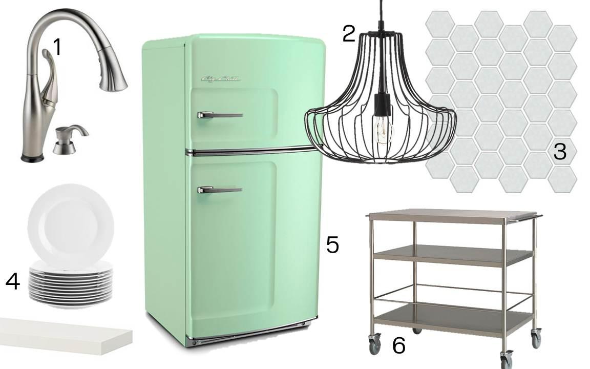 Embrace a trendy kitchen