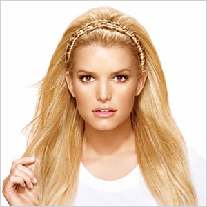 Jessica Simpson Hair Extensions Cost 36