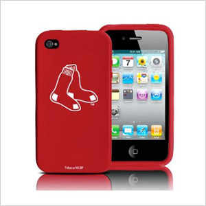Silicone case for iPhone 4