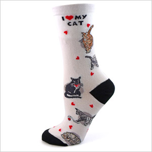 Cat socks