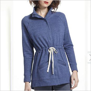 French Terry Raglan Tunic