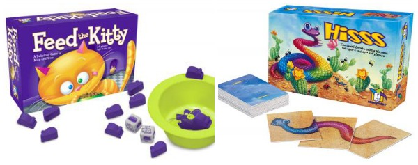 preschool board games