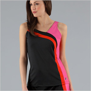 Fila center court tank