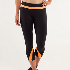 Hardcore runner Lululemon inspire crop