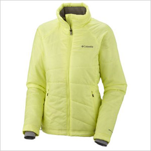 Womens Orbit freeze jacket
