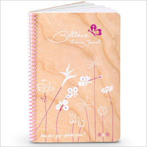 goal tracking journal