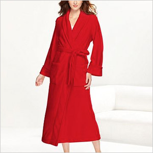 Supersoft long robe