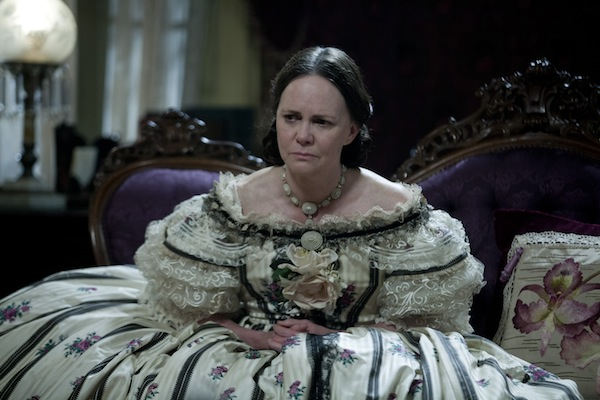 Sally Field stars in Lincoln