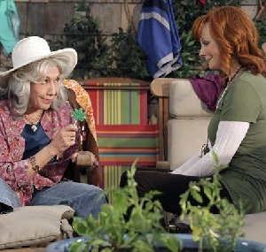 Reba and Lily -- Malibu Country