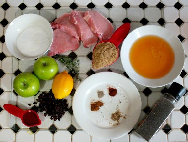 how to break apart frozen pork chops
