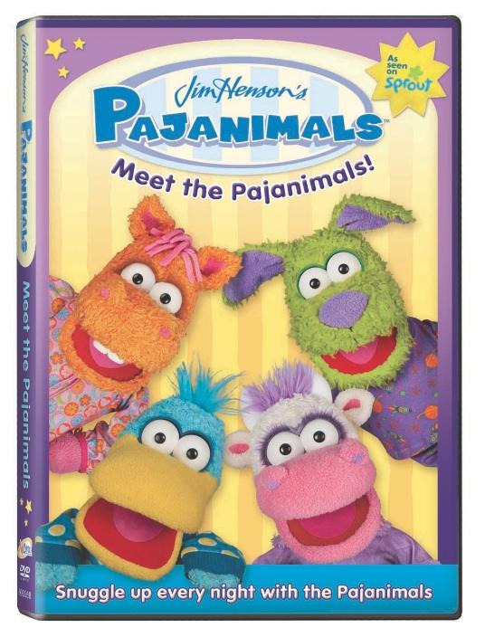 Meet The Pajanimals