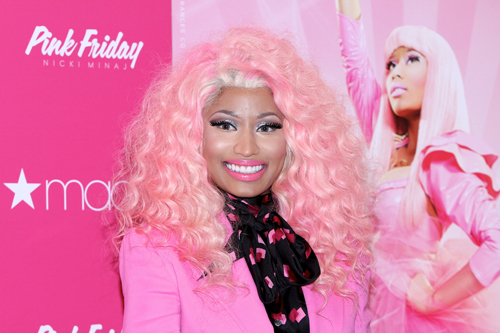 Nicki Minaj luanches Pink Friday